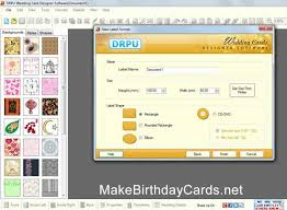 Wedding Invitation Software Latest Free Wedding Invitation Card Printing Program Downloads