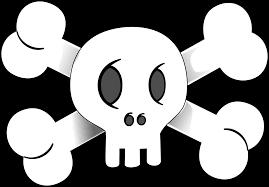 Bartholomew Roberts Flag Pirate Flag Clip Art Cliparts Co