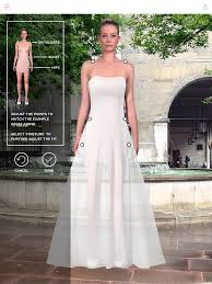 design your own wedding dress wedding reality