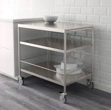 denver white modern kitchen cart flytta roltafel roestvrij staal kitchens