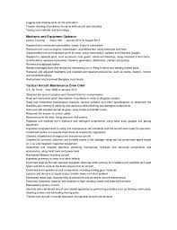 Crew Chief Resume Post Resume For Free Resume Template And Professional Resume