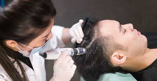 time musician and guitarist chooses follicle salon to slow down