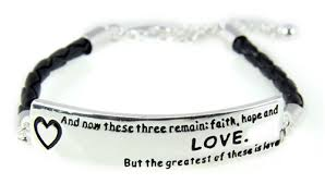 love braid bracelet images Christian leather bracelets page 12 the quiet witness jpg