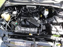 Ford Escape Limited - 2005 ford escape limited 3 0 liter dohc 24 valve duratec v6 engine