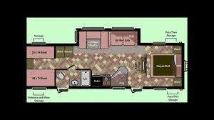 Sprinter Travel Trailer Floor Plans by 2012 Keystone Sprinter 308 Bhs Quad Bunk House Camper Lerch Rv