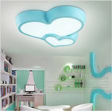 Children Bedroom Lighting Modern Children S Bedroom Ceiling Ls Led Ls Blue Pink