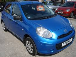 used nissan micra visia 2011 cars for sale motors co uk