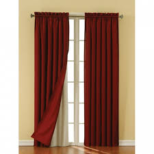 Blackout Curtains Liner Eclipse Thermaliner Panel Pair Blackout Curtain Liners