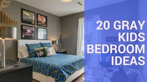 20 gray kids bedroom design ideas youtube 20 gray kids bedroom design ideas
