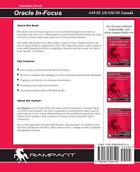 linux for the oracle dba the definitive reference oracle in