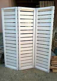 pallet room divider ideas privacy screens 101 pallets