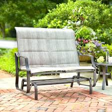 innovative outdoor benches and tablesoutdoor glider bench home