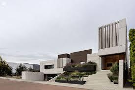 ro house stunning series of covered terraces usher in green freshness