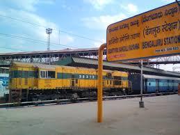 luxury trains of india varanasi to bangalore 4 trains shortest distance 2233 km