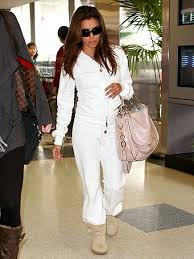 ugg slippers cyber monday sale but this is my fave longoria she s dressed in a sweat