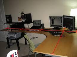 photo 7 of 8 image of galant corner desk right dimensions amazing ikea galant desk dimensions 7