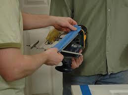 Install Interior Prehung Door by How To Install A Pre Hung Door How Tos Diy