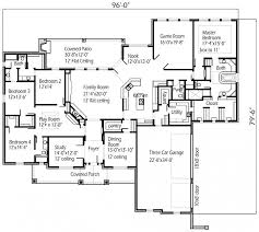 big kitchen house plans floor plan decoration large spaces room combined modern touch large