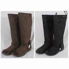womens boots in s sizes knee high boots for ebay