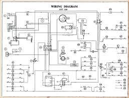 gem car wiring schematic e825 diagram volt utility cart battery 2001