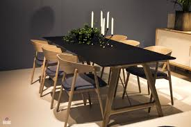 Black Dining Table A Natural Upgrade 25 Wooden Tables To Brighten Your Dining Room