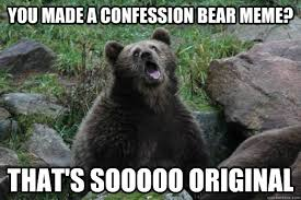 35 very funny bear meme photos and images