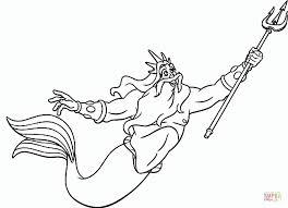 mermaid coloring pages free printable asoboo