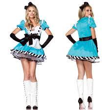 best women s halloween costume ideas alice in wonderland cosplay costume cute halloween