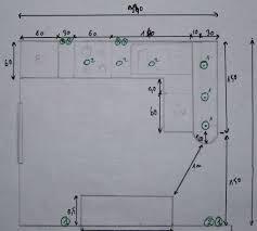 plan amenagement cuisine 8m2 chambre plan amenagement cuisine 8m2 notre premiere maison juillet