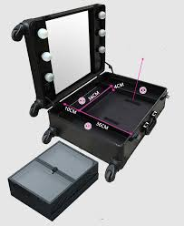 professional makeup station black pink free shipping to usa professional makeup bag box makeup