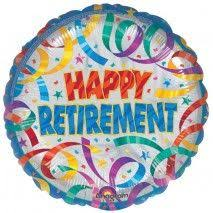 retirement balloon delivery 7 best happy retirement balloons images on happy