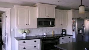 kitchen design white cabinets black appliances kitchen ideas with white cabinets and black appliances
