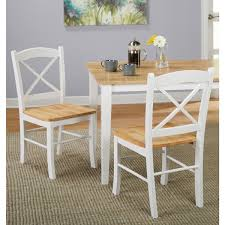 simple living country cottage dining chair set of 2 free