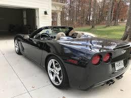07 corvette for sale 2007 z51 convertible 2007 corvette convertible for sale in tennessee