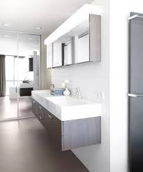 Floating Bathroom Sink by Powder Room Vanity Custom Cabinets Cabinet Doors Double Sink