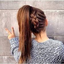 hairstyles for back to school for long hair 10 super trendy easy hairstyles for school beautiful hairstyles