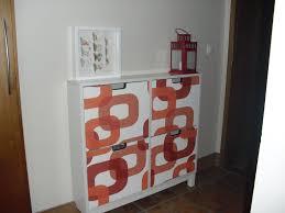 ställ shoe cabinet makeover ikea hackers ikea hackers