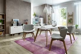 modern dining room set modern dining table the warm and cozy