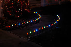 perfect decoration driveway christmas lights arches you can put