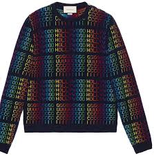gucci mane sweater who wore it better gucci mane vs thug in gucci s rainbow