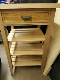 longaberger butcher block stand for sale in waukegan il 5miles longaberger butcher block stand