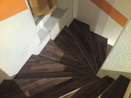 treppe belegen hausbau isorast