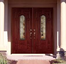 bay windows home depot curtain ideas for sliding glass doors classy double front doors home depot with brick brown paint for the door