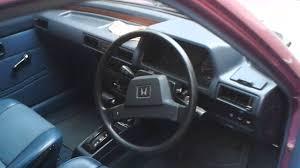 Civic 1980 1983 Honda Civic Interior Youtube