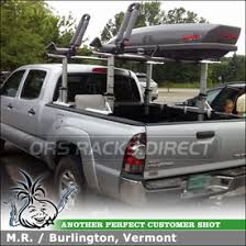 toyota tundra ladder rack thule 422xt xsporter truck rack customer installation
