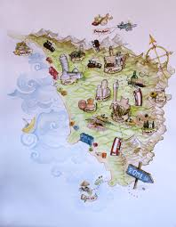 Tuscany Map Tuscany By The Sea Siena And Tuscany Private Tours With Local Guide