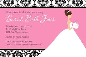 remarkable free printable bridal shower invitations cards 45 for
