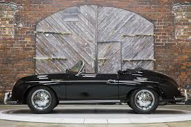 vintage porsche 356 1957 porsche 356 speedster re creation