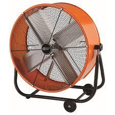 12 volt heavy duty metal fan commercial electric 24 in heavy duty 2 speed direct drive tilt fan