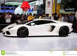 lamborghini sport lamborghini sport car editorial photography image of show 24530292